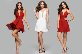 dresses to wear to graduation what to wear to a graduation party glam gowns