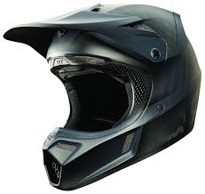 fox helmet motocross fox racing v3 helmet solid revzilla