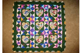 how to make prairie points for quilts