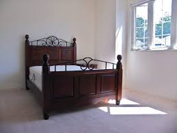 bedroom antique bed frames king size iron bed wrought iron bed