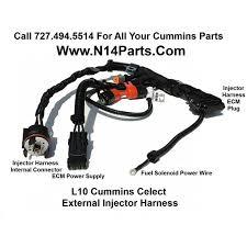 cummins engine wiring harnesses sensors u0026 solenoids