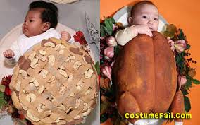 baby thanksgiving costumes costume fail