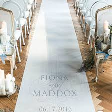 aisle runners ceremony aisle runners mywedstyle