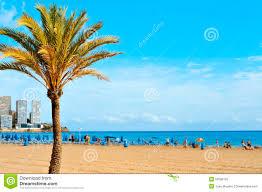 Benidorm Spain Map by Levante Beach In Benidorm Spain Stock Photo Image 52096129