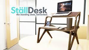 Affordable Sit Stand Desk by Affordable Standing Desk Kickstarter Best Home Furniture Decoration