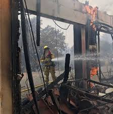 California Wildfire Ranking by California Wildfire Victims Include Couple Wed 75 Years