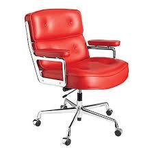 chaise de bureau vitra fauteuil de bureau ea 219 cuir noir classique piétement poli
