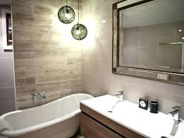 Pendant Lighting In Bathroom Bathroom Pendant Lighting Engem Me