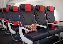 siege d avion air met des sièges en cuir sur ses vols européens