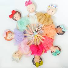 the mia ballerina doll candy kirby designs