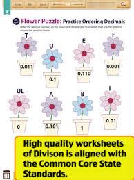 math worksheets math worksheets for grade 6 decimals printable