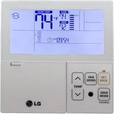 lg lmdn126hv 12 000 class btu concealed duct mini split indoor air