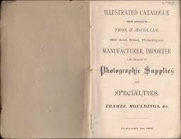illustrated catalogue issued annually by thos h mccollin 1 jan 1876