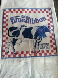 new handmade large cream farmhouse country style flour sack milk