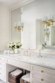 bathroom mirror frame ideas outstanding bathroom mirror ideas with storage flower shape mirror