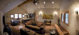 Garage With Living Space Above by Above Garage Apartment Interior Home Design Ideas