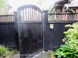 creative garden gate idea gallery empress of dirt