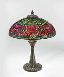 Antique Double Desk Lamp Tiffany Studios