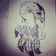 infected tattoo dream meaning octopus dreamcatcher dream catchers catcher and arms