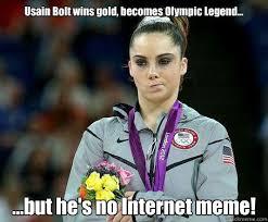 No Internet Meme - usain bolt wins gold becomes olympic legend but he s no