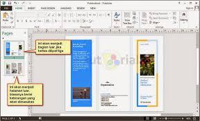 cara membuat x banner dengan publisher microsoft publisher dellyvosy
