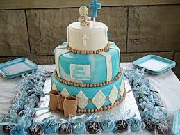 Precious Moments Baby Shower Decorations One Sweet Treat Abelito U0027s Baptism Cake
