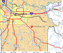 alabama zone map pike road alabama al 36013 36052 profile population maps