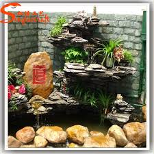 songtao factory makes ornamental decorative landscape stones