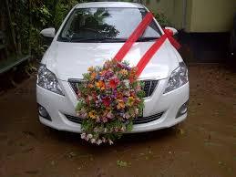 Wedding Car Decorations Car Decoration For Wedding