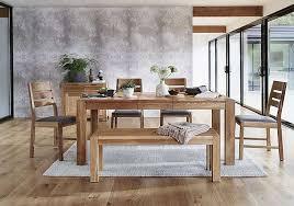 Portland Pair Of Slatted Back Dining Chairs Furniture Village - Furniture portland