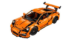porsche model car a porsche 911 gt3 rs made of 2 704 parts