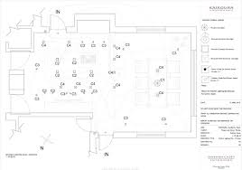 kitchen lighting plans siobhan casey portfolio 4