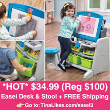 step2 flip and doodle easel desk flip and doodle easel desk with stool childrens flip doodle easel