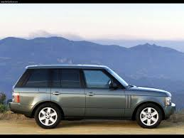 land rover green land rover range rover 2003 picture 13 of 30