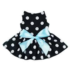 polka dot ribbon fitwarm polka dot ribbon dog dress dog clothes