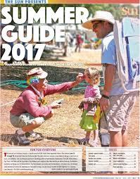 sun summer guide 2017 by new times san luis obispo issuu