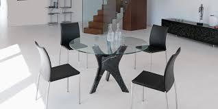 Italian Dining Room by Italian Glass Dining Room Tables
