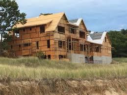 nfl quarterback kirk cousins is building a big house on lake