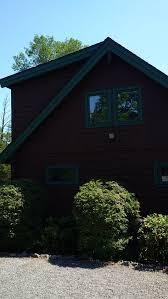 green roof paint combo sorta of mimics the color of a cedar