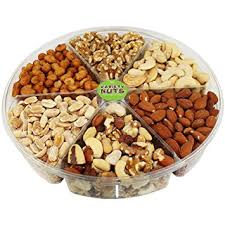 fruit and nut baskets premium gourmet nuts assorted healthy gift basket