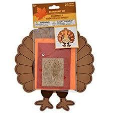 thanksgiving turkey foam craft kits toddler