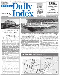 724 5th Ave Nw Puyallup Tacoma Daily Index August 12 2013 By Sound Publishing Issuu