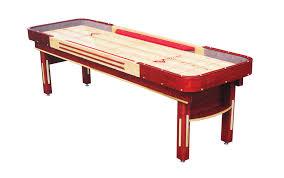 Winston Ping Pong Table For Sale Custom Ping Pong Table by Shuffleboard Table For Sale Grand Deluxe Bank Shot Shuffleboard