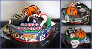 boston sports cake u2013 nais cakes
