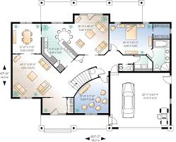 home theater floor plans plan 2159dr flowing living spaces and a home theater flow