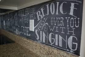 Chalkboard Kitchen Backsplash 28 Chalkboard Backsplash Chalkboard Backsplash Home