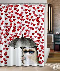 Kate Spade Striped Shower Curtain New Flamingos Cute Pattern Kate Spade Shower Curtain Cheap And