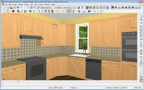 Chief Architect Kitchen Design by Cabinet Defaults