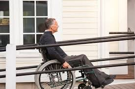 Wheel Chair Ramp How To Install A Wheelchair Ramp For Your Home