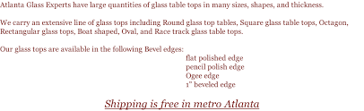 Square Glass Table Top Glass Table Tops